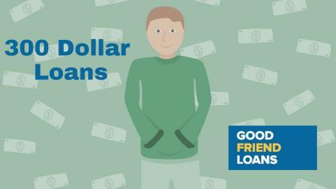 $ 300 Loan