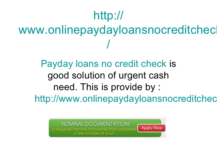 Get payday loans in georgia no credit check